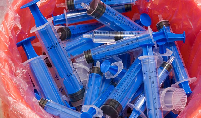 Утилизация медицинских изделий