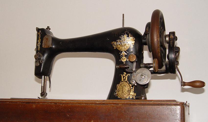Утилизация швейных машин
